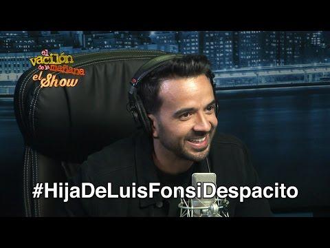 """0 948 - """"Mi Hija Decide Si Le Gusta Mi Canción o No"""" --Luis Fonsi"""