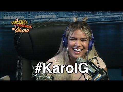 """0 955 - Karol G Cuenta La Origen de Su Canción """"A Ella"""""""