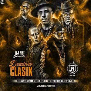 00yjsVE - Nicky Jam Ft. Ñengo Flow, Jowell, Cosculluela Y Luigi 21 Plus - Dembow Clasik (Mix)