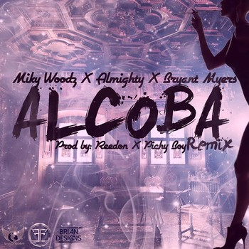 0pvheacblnh2 - Miky Woodz Ft. Almighty Y Anuel AA - Alcoba Remix (Preview 2) (Carbon Fiber Music)