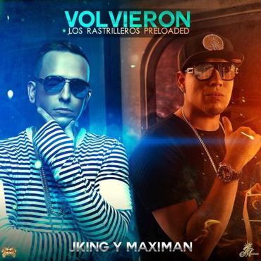 1KZ63Wu - Jking & Maximan Anuncia Version Merengue De La Noche Esta De Fiesta Junto A Elvis Crespo