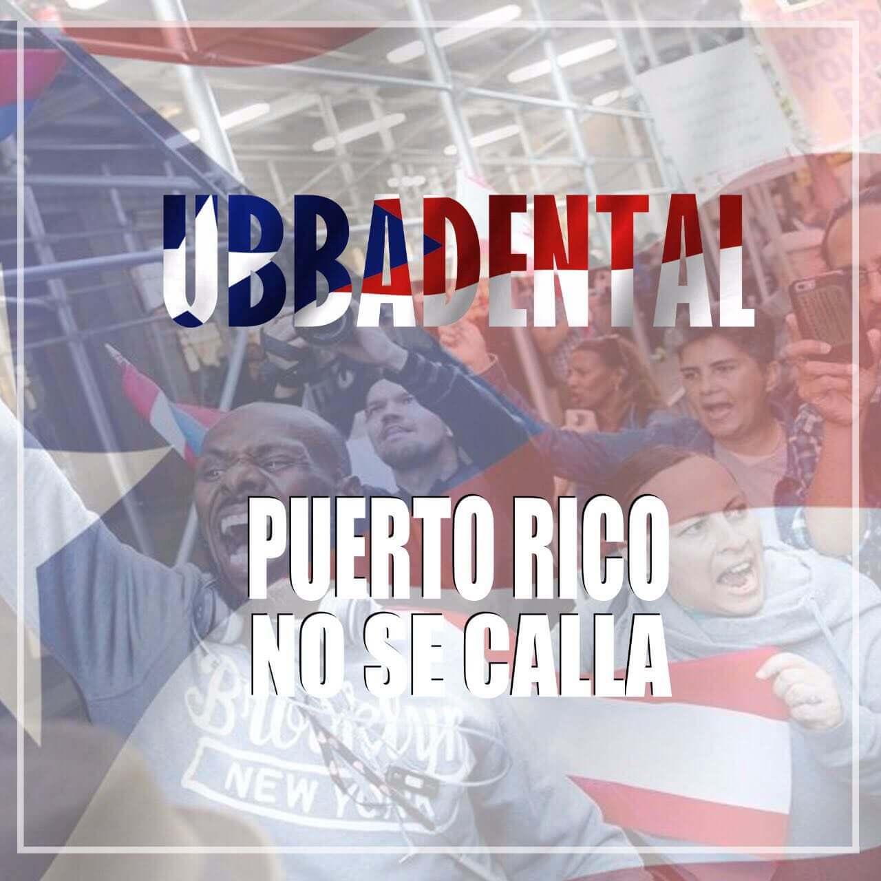 1bsMEX6 - Ubbadental - Puerto Rico No Se Calla