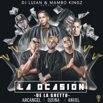 1g2h3b8w5sug - De La Ghetto Ft. Arcangel, Ozuna Y Anuel AA - La Ocasión