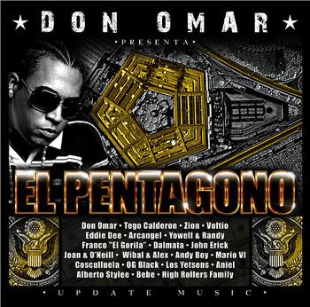 1y54niin5dyv - Don Omar Presenta: El Pentagono (2007)