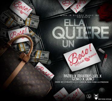20UJm8R - Pusho - Ella Quiere