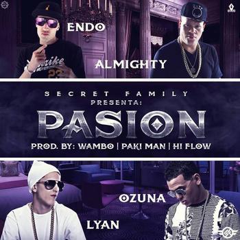 2j2nr8y - Endo reúne a Lyan y Almighty en un mismo tema Junto A Ozuna