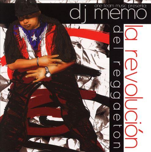 2kxA2zz - DJ Memo - La Revolucion Del Reggaeton (2006)