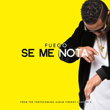 35g89ssteza2 - Fuego - Se Me Nota (Prod. By Sango)