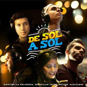 4BhULNx - Reykon, Alkilados, Martina La Peligrosa & Sebastián Yatra - De Sol a Sol