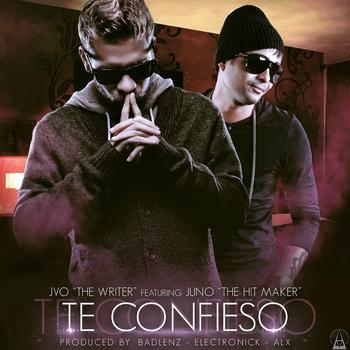 55dqU6j - JVO The Writer Ft. Juno The Hitmaker - Te Confieso (Prod. By ALX & BadLenz)