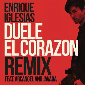 5763793163fa1 - Enrique Iglesias Ft. Arcangel Y Javada – Duele El Corazon (Official Remix)