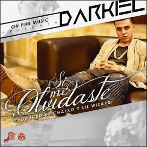 5765a37d55de5 - Darkiel – Si Me Olvidaste (Lyric Video)