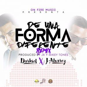 5Lpra0C - Darkiel Ft. J Alvarez - De Una Forma Diferente (Official Remix)