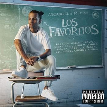 634jnpimhb4n - Arcangel y Dj Luian - Los Favoritos (2015)