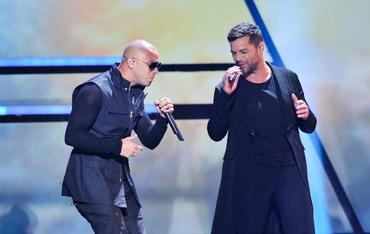 65ZAS2L - Draco Rosa Ft Ricky Martin – Más & Más (Versión Urbana) (iTunes)