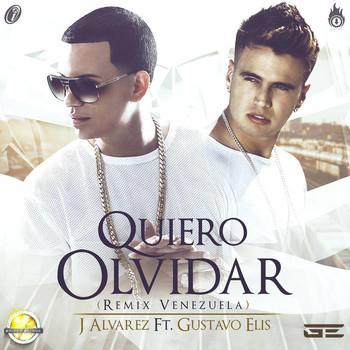 66c85yx0rrv2 - J Alvarez Ft. Gustavo Elis - Quiero Olvidar (Remix Venezuela)