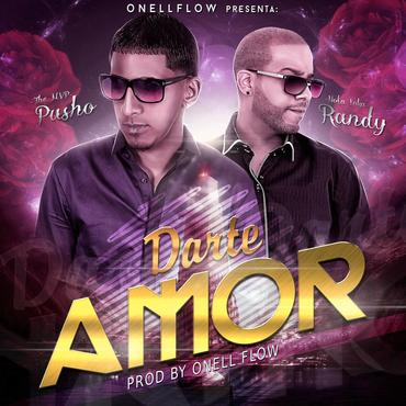 7VElhJB - Pusho Ft Randy - Darte Amor (iTunes)