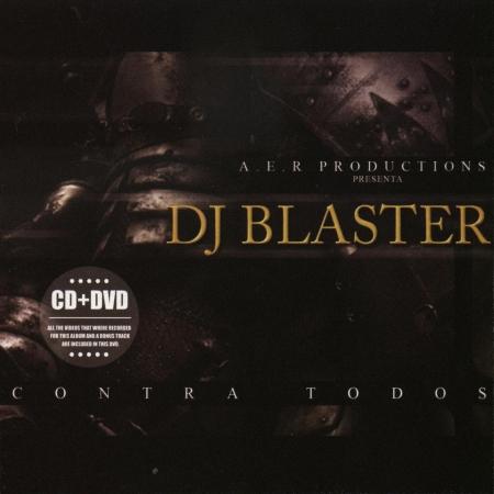 7X9L1uE - DJ Blaster - Contra Todos (2005)