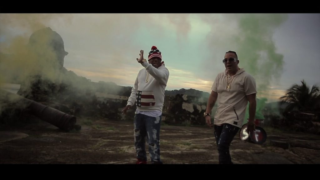 7aTf5tm - Japanese Ft. White Star - No Tuve Tiempo (Official Video)