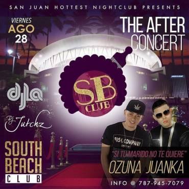 8DRfyQB - Evento: Ozuna y Juanka El Problematik – South Beach Club (San Juan, PR) (28 Agosto, 2015)