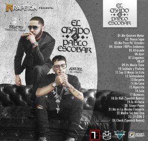 8fUXNUC - Pusho Ft. LR Ley Del Rap & MC Pablo – Su profesor