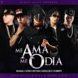 9klL2EL - Cosculluela Ft. Brytiago, Arcangel, Ozuna Y Almighty – Me Ama, Me Odia (Extended Version)