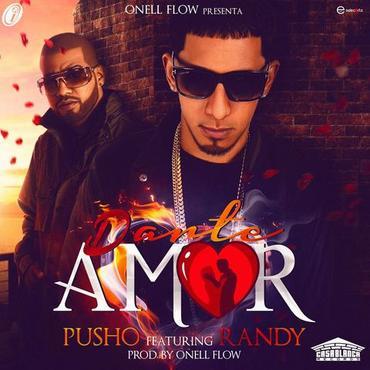 B3x8vdw - Pusho Ft. Randy - Darte Amor
