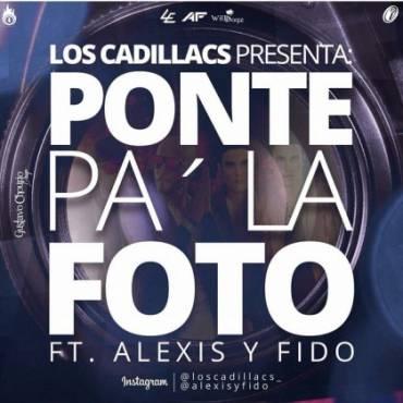 BH8l6pP - Los Cadillacs Ft. Alexis & Fido - Ponte Pa La Foto
