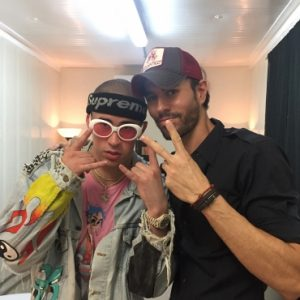 Bad Bunny mostró pequeño adelanto de 'El Baño' junto a Enrique Iglesias