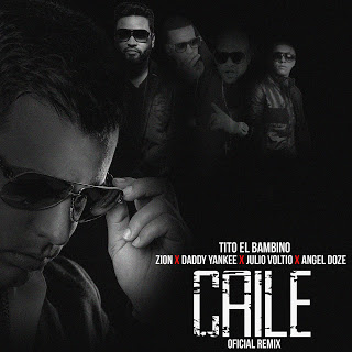 CAILE - Tito El Bambino Ft Zion Baby, Daddy Yankee Y Angel Doze - Caile (Oficial Remix)