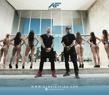 """CFsLd0P - Alexis (Alexis y Fido) Habla De """"El Bussines Remix"""" @ Duran Internacional Show (Entrevista)"""