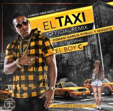CRTNx2x - El Boy C Ft. Osmani Garcia, Pitbull Y Sensato - El Taxi (Official Remix)