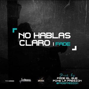 Cj4iHDD - Fade El Que Pone La Presion - En Vano (Pronto)
