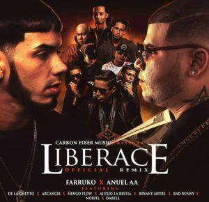 CtTQXnB - Farruko Ft Anuel AA, De La Ghetto, Arcangel, Ñengo Flow, Alexio, Bryant Myers, Bad Bunny, Noriel, Darell - Liberace (Official Remix)