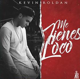 D0J4tbB - Cover: Kevin Roldan - Me Tienes Loco