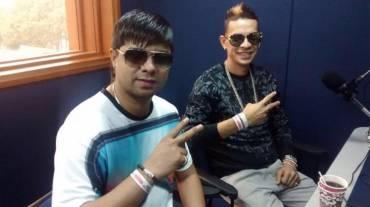 """D9I8fK3 - Plan B vuelve a Lima con su hits musical """"Choca"""""""