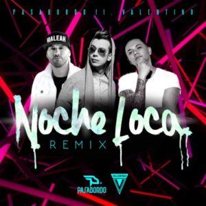 DEJDiVb - Pasabordo Ft. Valentino - Noche Loca (Remix)