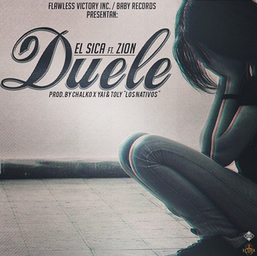 DJzxn98 - El Sica Ft Zion - Duele