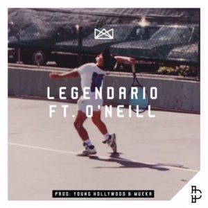 DfLUDaH - Cosculluela Ft O'Neill – Legendario (Blanco Perla) (Original)