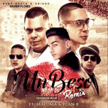 EIKlp26 - Baby Rasta & Gringo Ft. Maluma & Plan B - Un Beso (Remix To Remix)