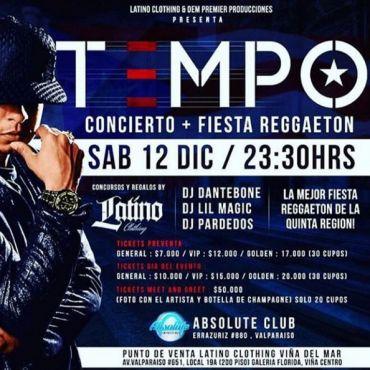 EN31lCt - Evento: Tempo – Absolute Club (Valparaiso, Chile) (12 Diciembre)