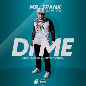 ESC4VOS - Mr. Frank (Big Pappa) - Dime