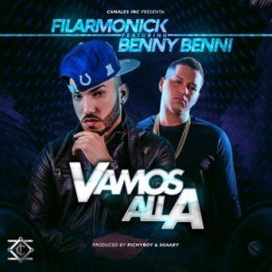 EqIakEQ - Filarmonick Ft. Benny Benni - Vamos Alla