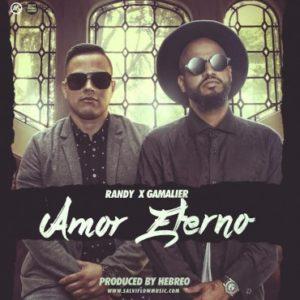 JDjMzcn - Gamalier, Randy Nota Loca & Yomo - Amor Eterno (Remix)