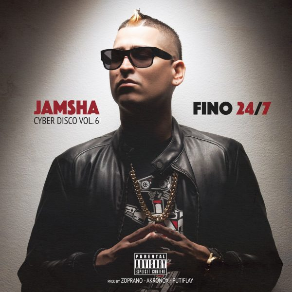 Jamsha Fino 600x600 - Jamsha Ft. Barbie Rican – Hecha Calculo (Video Oficial)