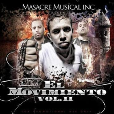 De La Ghetto – El Movimiento Vol II (2009)