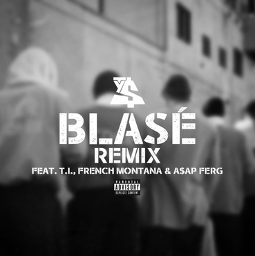 KOdXwN2 - Ty Dolla $ign Ft T.I., French Montana & A$AP Ferg - Blasé (Remix)