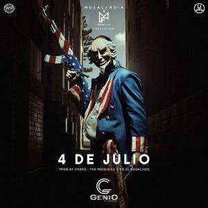 KiVwVTg - Genio El Mutante - 4 de Julio