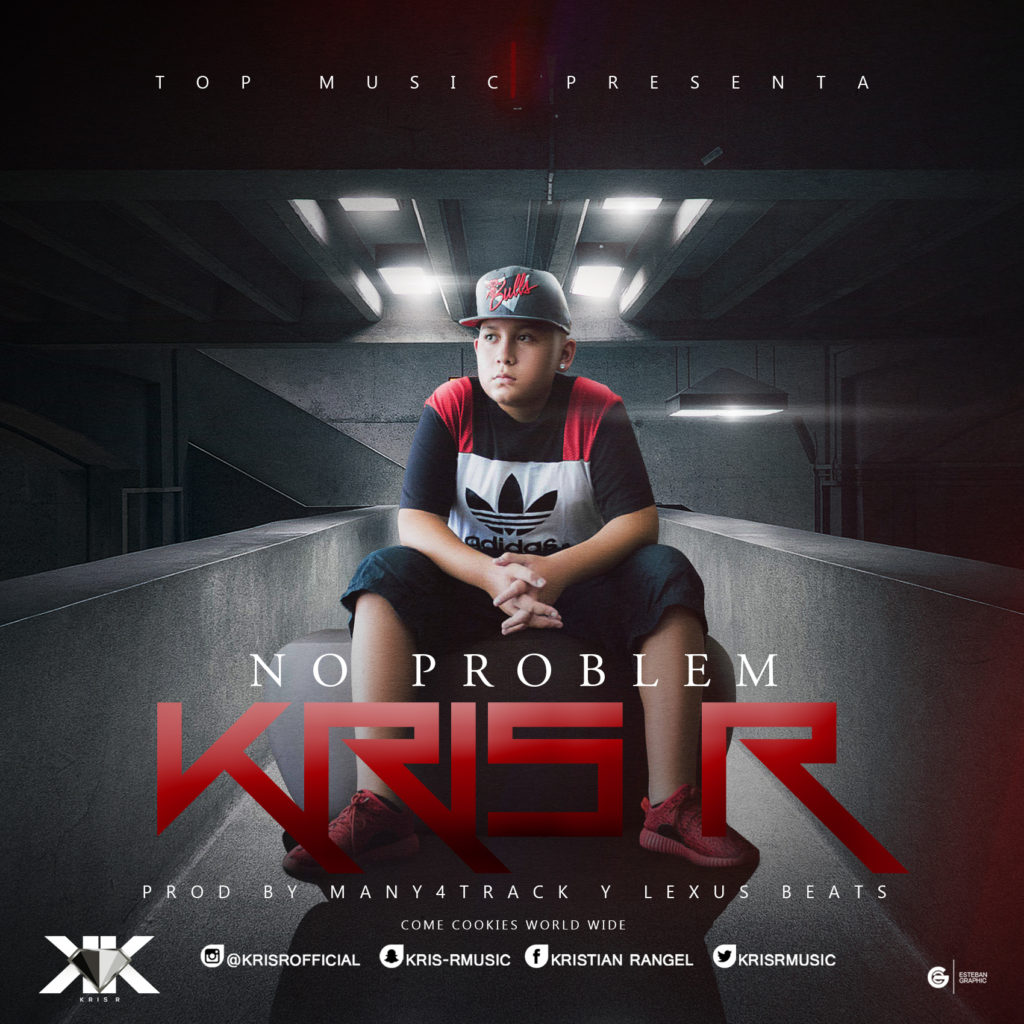 Kris R No Problem 1 1024x1024 - Kris R Ft. Guelo Star, Jon-Z, Magno, LT El Unico Y Jhony Beltran - No Problem