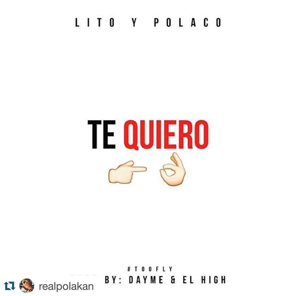 MONZFU4 - Cover: Lito y Polaco - Te Quiero (Estreno 1 Agosto)